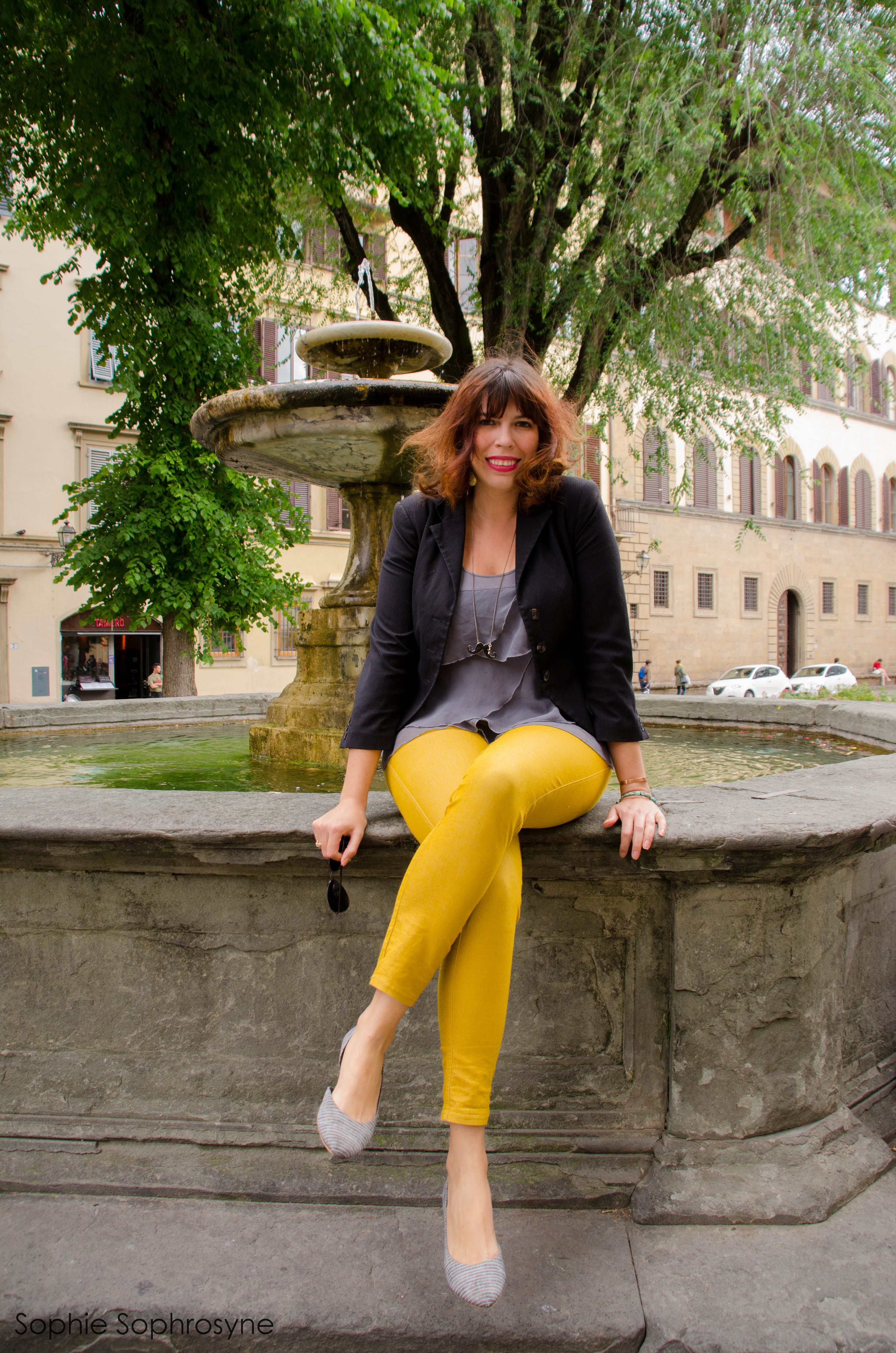 About Girl In Florence