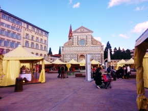 Florence Photo Diary, a weekend in February