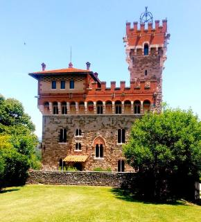 Weekend in Tuscany: part 1 – show cooking and cartoon characters!