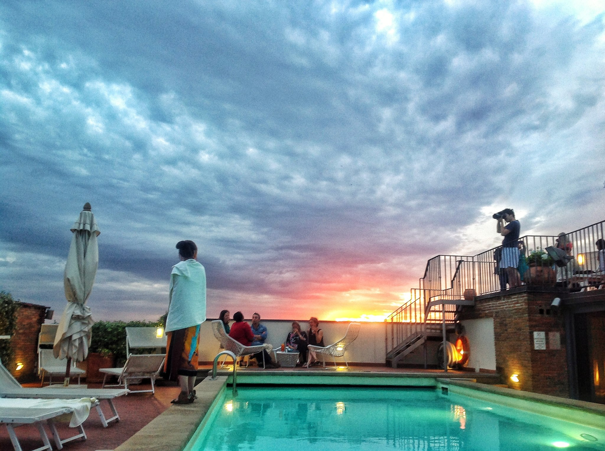 Rooms: Aperitivo At Hotel Minerva – Cocktails & Sunsets