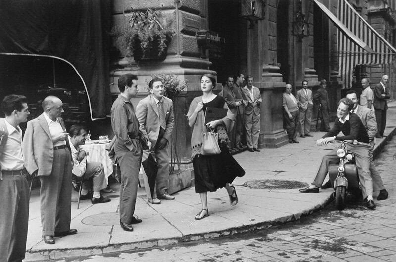 ruth orkin american girl in italy 1951