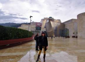 24 hours in Bilbao